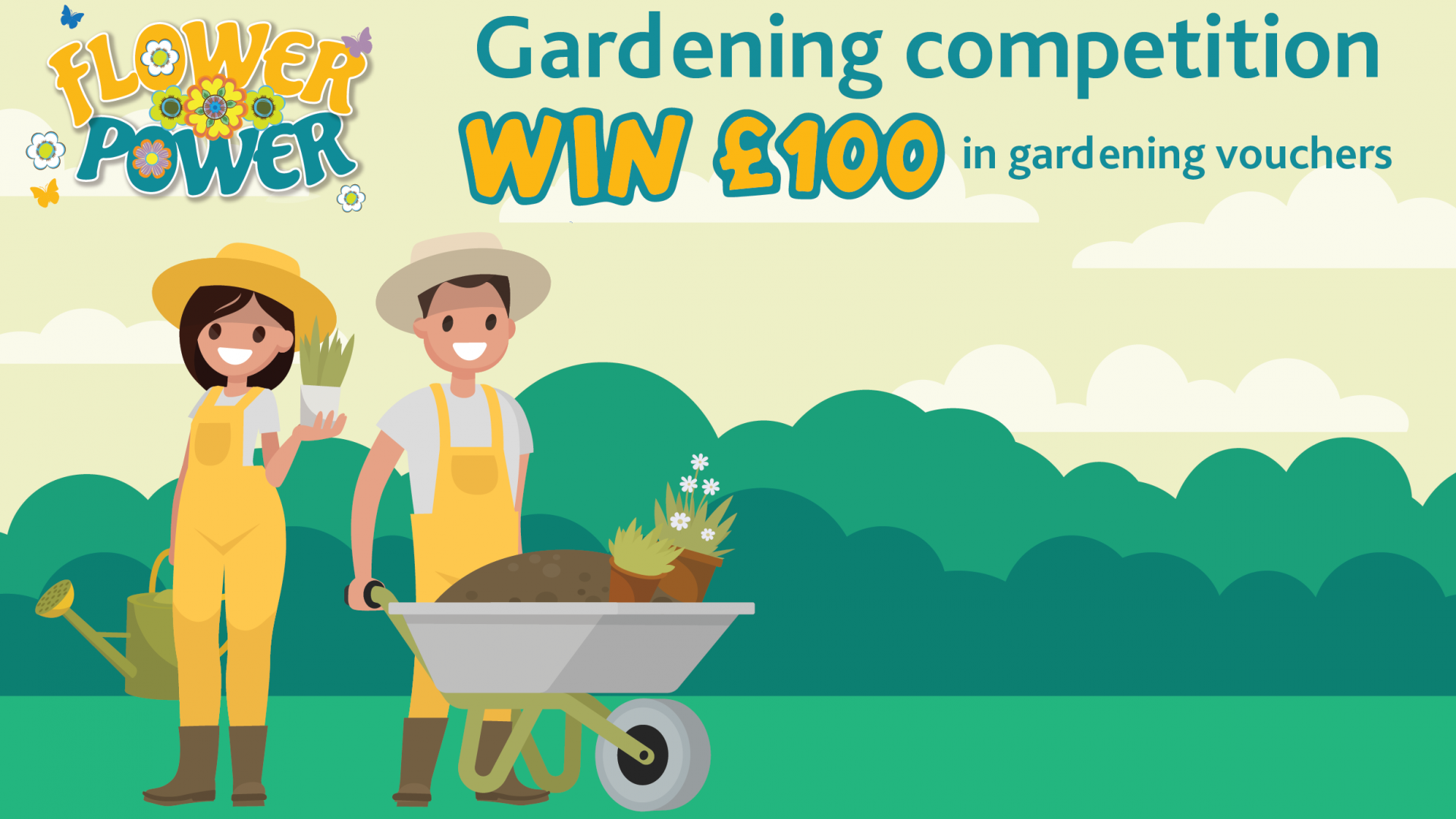 Enter Six Town Housing's gardening competition here