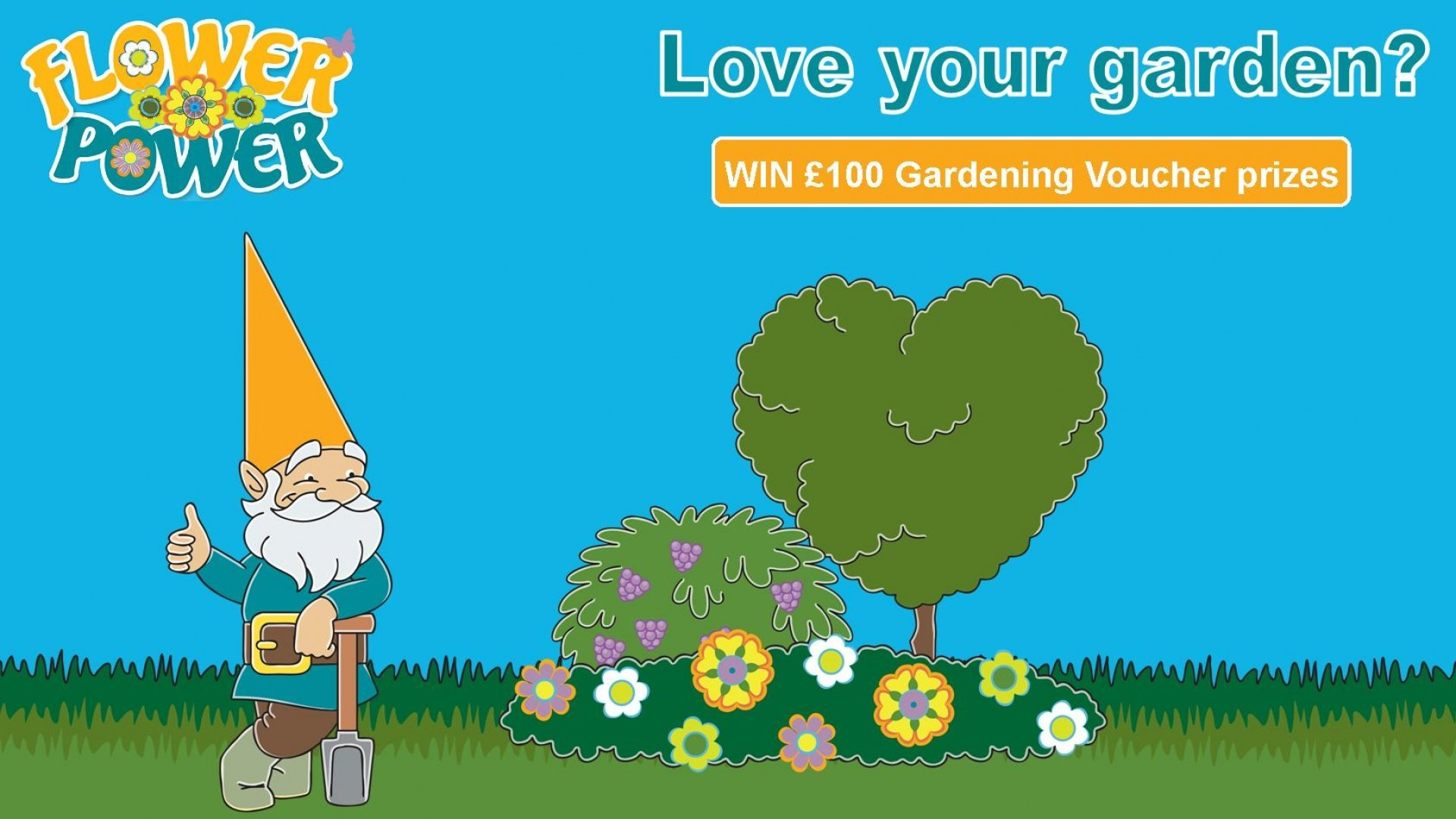 Flower Power - Six Town Housing's tenant gardening competition