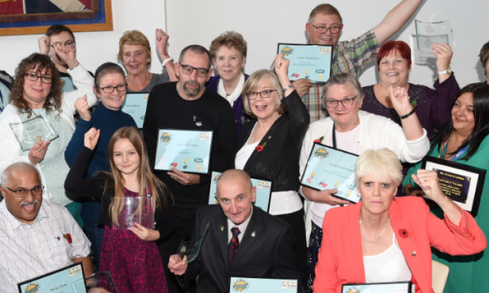 Upcoming awards event will celebrate Bury's community heroes