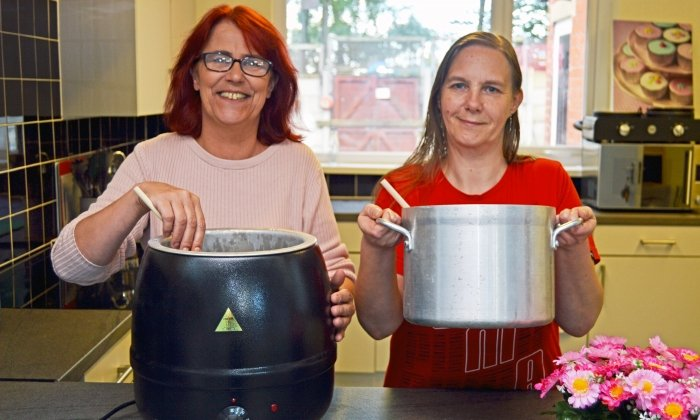 New community kitchen opens to support local people