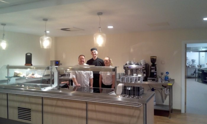 Cuppaccino now open in Peachment Place