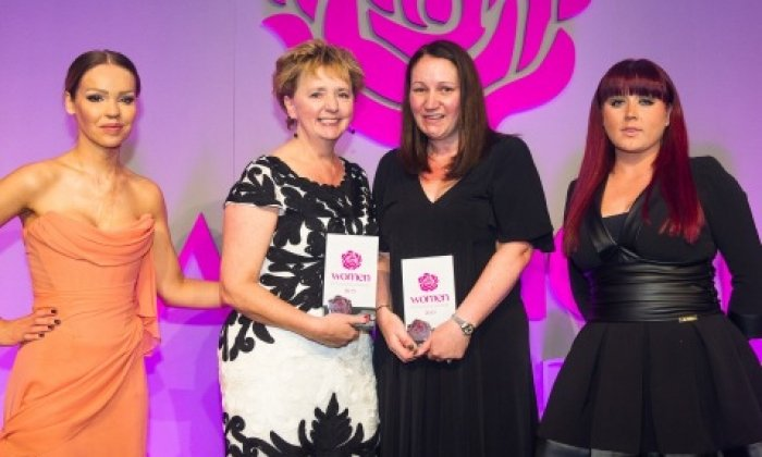 Six Town Housing Director Emma celebrates awards success