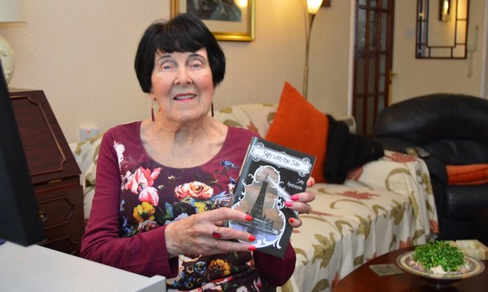 Local author Freda appears in new social housing book
