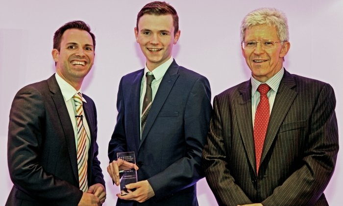 Young Bury Man picks up Second Apprenticeship Award