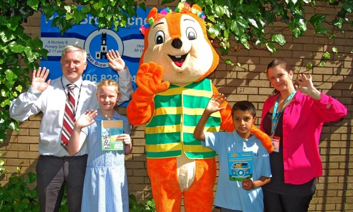 Free family roadshow returns to Bury