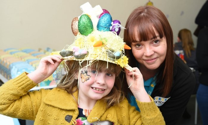 Easter event run for local families in Bury