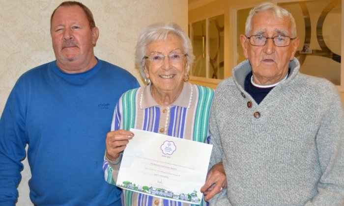 Tenants pick up top gardening award