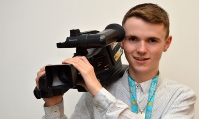 Young Bury man accesses life changing apprenticeship