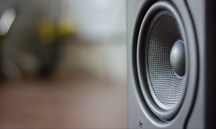 Speakers seized from nuisance tenant