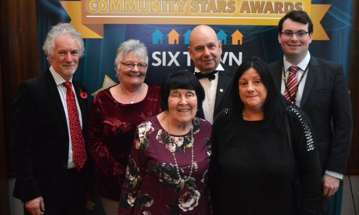 Bury's Local Heroes celebrated at Awards