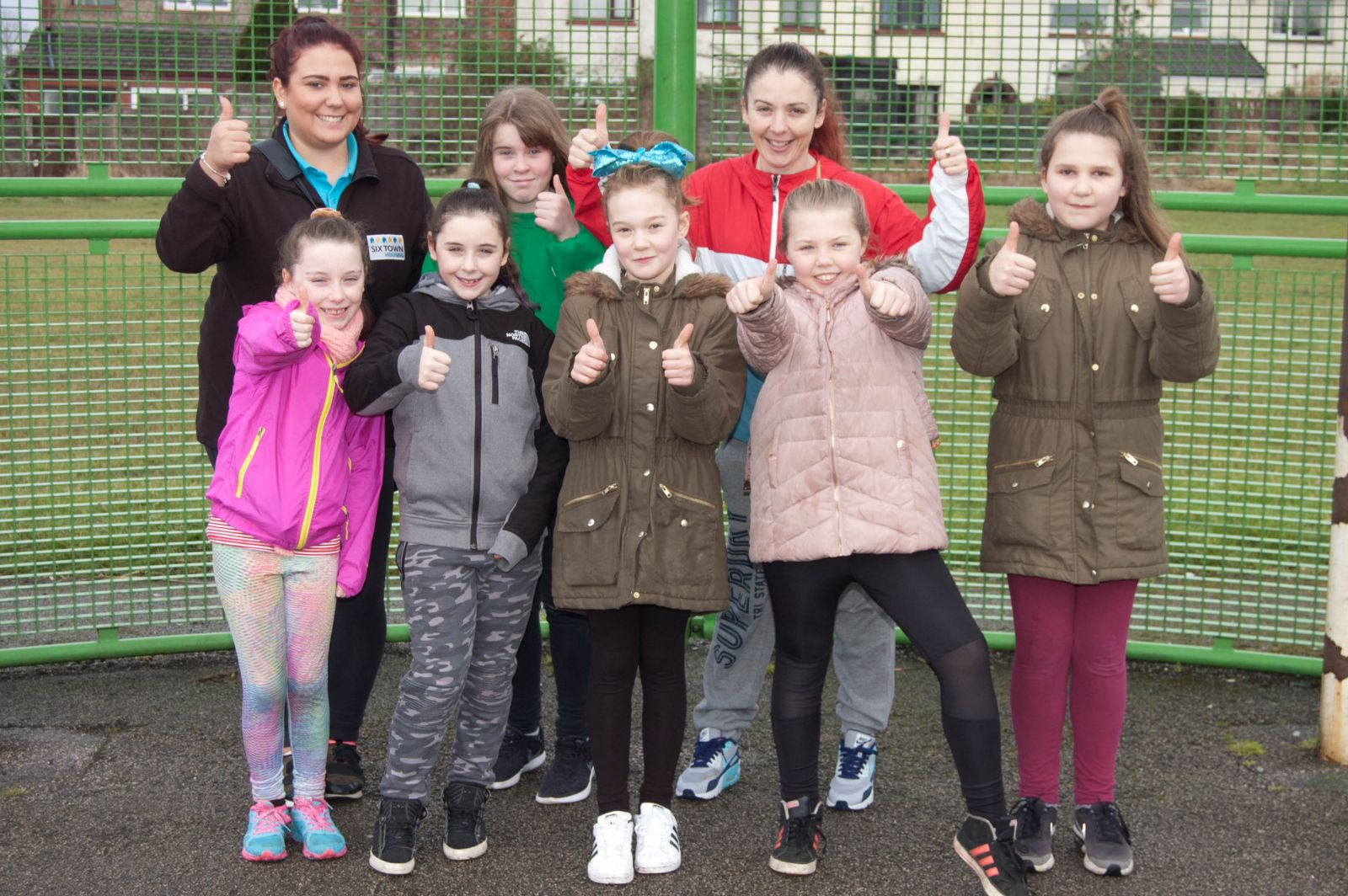 Youngsters from Outwood are pleased the Youth Club is saved.