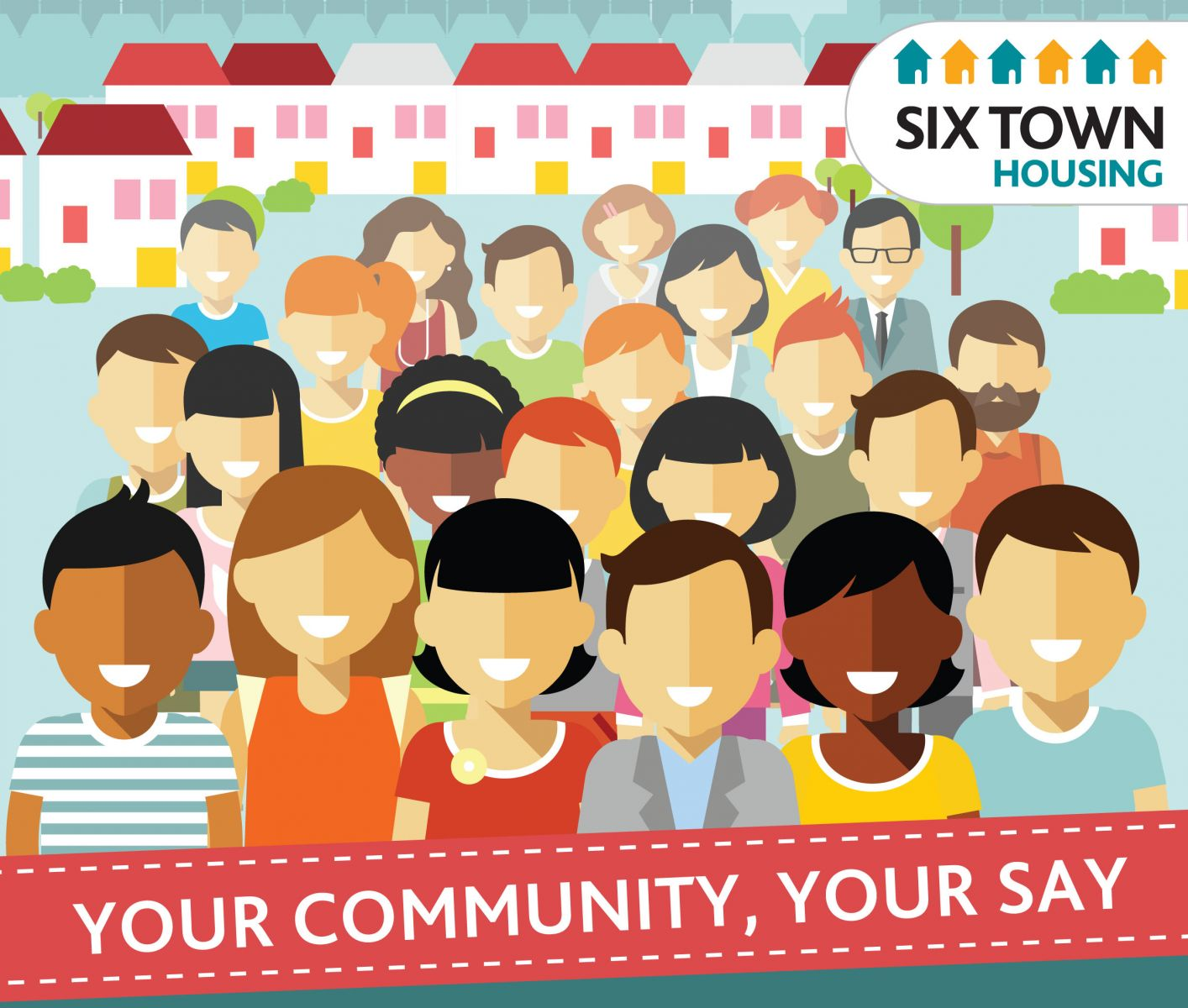 Your community, your say, join your local Bury TRA today