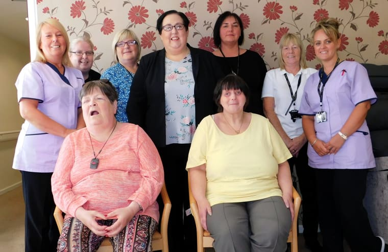 Six Town Housing extra care scheme Falcon and Griffin has received a 'Good' rating from the Care Quality Commission.