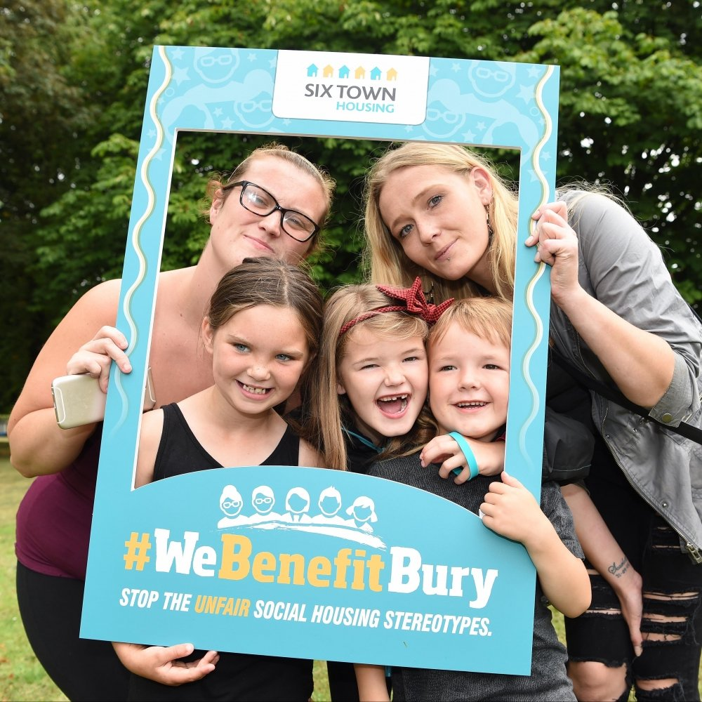 We Benefit Bury